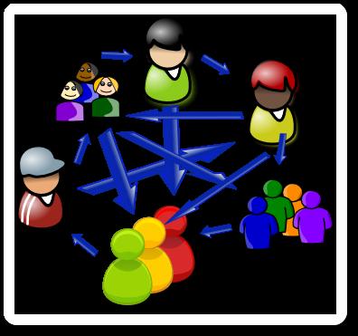 social netowrk icon